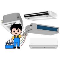 instalar aire acondicionado, climatizacion, placas solares