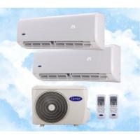 Su aire acondicionado Multisplit 2x1 CARRIER al mejor precio