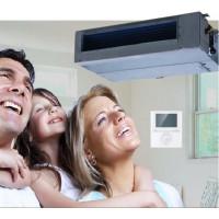 aire acondicionado centralizado por conductos inverter