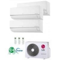 aire acondicionado multi split inverter 3x1 LG
