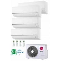 aire acondicionado multi split inverter 4x1 marca Lg